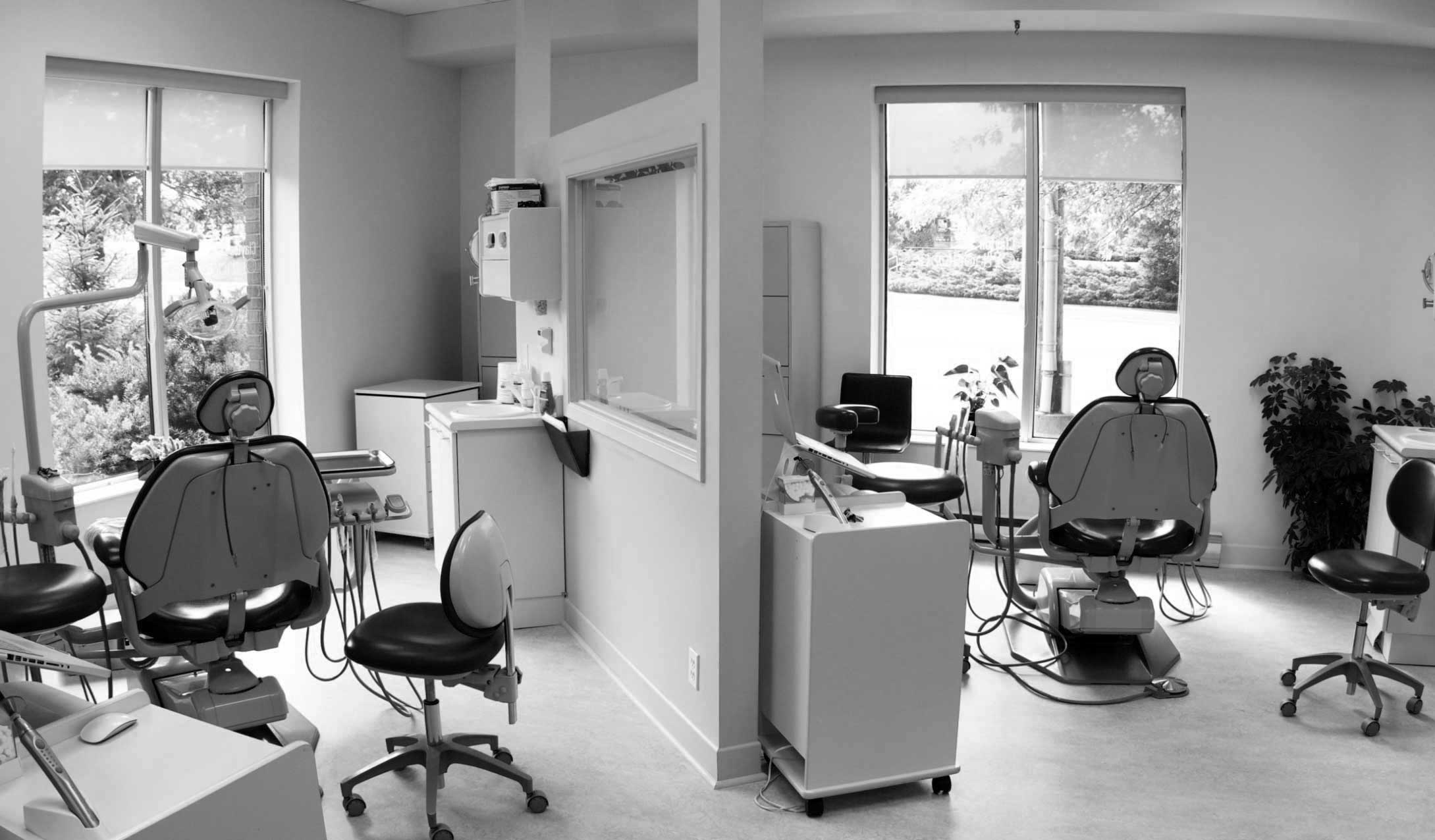 Our Bright and Modern Office